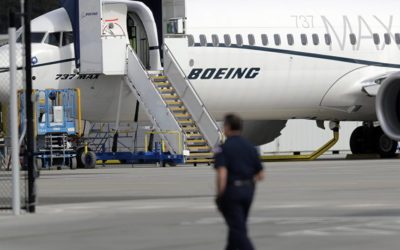 Boeing 737 MAX Shock: Pilots REVEALED to Have Learned How to Fly Plane on iPad