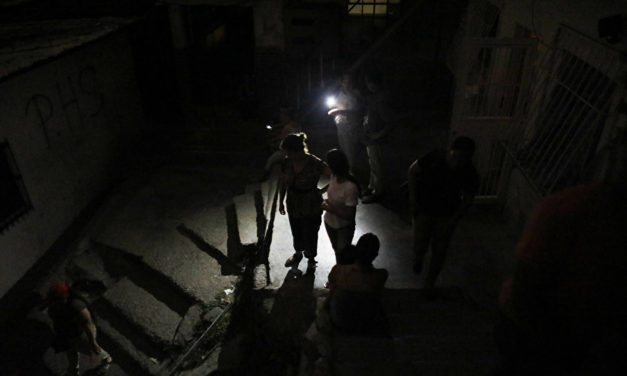 Massive Blackout Hits Venezuela's Caracas Again, Reason Behind Outage Unknown