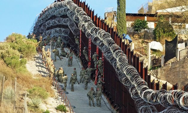 Here are the units now deployed to the US-Mexico border