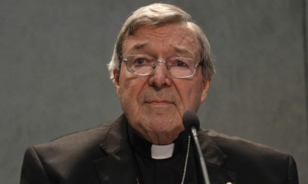 AUSTRALIA HIDES GEORGE PELL'S RITUAL ABUSE CRIMES