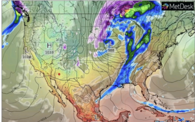 MrMBB333: 2 VIDEOs on Extreme Weather Across the US