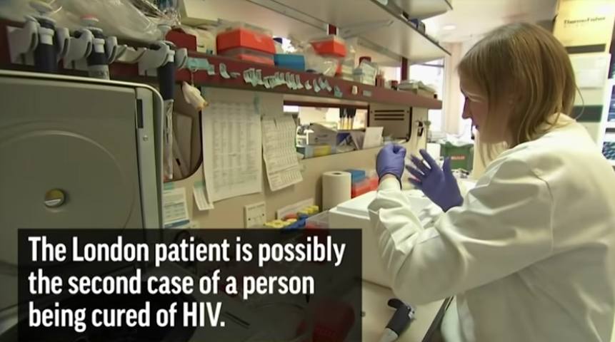 Second man seems to be free of AIDS virus [VIDEO]