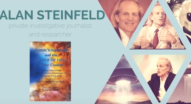 Extraterrestrials & Ancient Civilization Discussion by Alan Steinfeld [VIDEO]