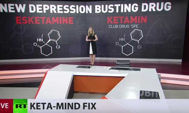 Ketamine-based nasal spray to treat depression approved in US [VIDEO]