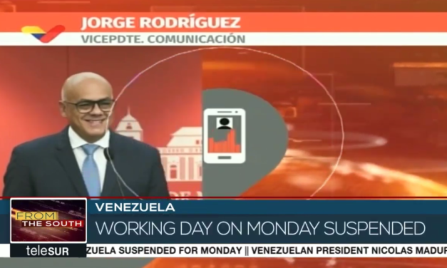 Venezuela: Restoration of Electricity Supply Continues [VIDEO]