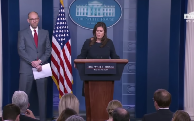 3/11/19: White House Press Briefing [VIDEO]