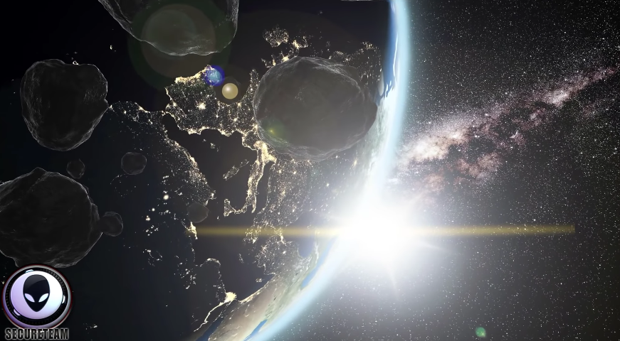 NOT GOOD: If An Asteroid Heads For Earth And We Try… [VIDEO]