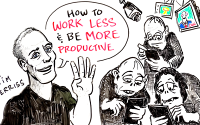 How To Work Less & Be More Productive – Tim Ferriss [VIDEO]