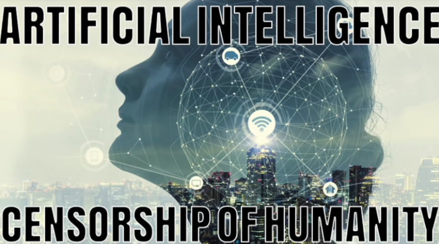 Artificial Intelligence – Censoring Humanity – David Icke [VIDEO]