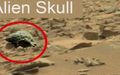 Mars Artifacts proof of alien life on the Red Planet? [VIDEO]