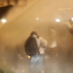 Police deploy water cannons as teachers' protest in Morocco turns violent [VIDEO]