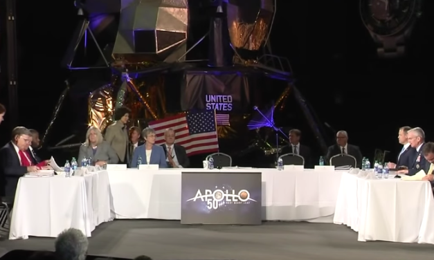 Fifth Meeting of the National Space Council [VIDEO]