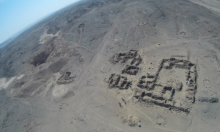 100 Ancient Egyptian Inscriptions Found at Amethyst Mining Site