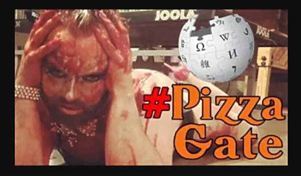 #Pizzagate Declared a 'Debunked Conspiracy Theory' by Wikipedia Disinfo Agent