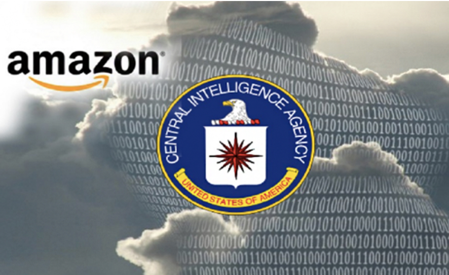 SOTN: AMAZON: The Biggest Joint CIA-Corporate Covert Operation in U.S. History