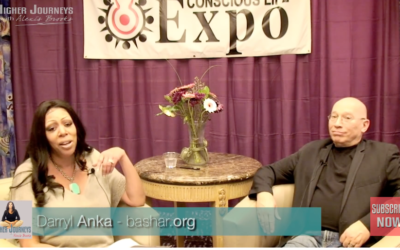 Darryl Anka with Alexis Brooks on BASHAR Wisdom: Time as Illusion and THE SHIFT [VIDEO]