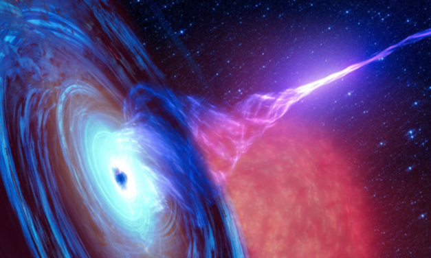 Physicists May Have Found a Way to 'Untangle' Information Trapped in a Black Hole