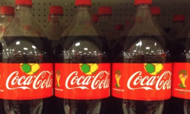 Coca-Cola Admits It Produces 3.3 Million Tons Of New Plastic Packaging Per Year