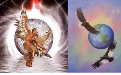 Indigenous Leaders Share the Prophecy of the Reunion of the Condor and Eagle [w/VIDEO]