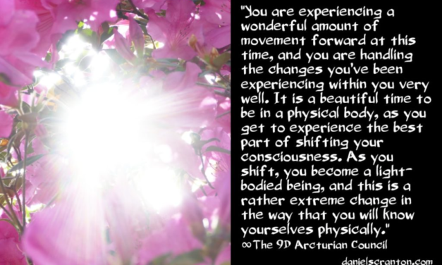 Shifting to a Light Body ∞The 9D Arcturian Council