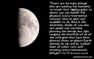 More E.T. Energy on Earth ∞The 9D Arcturian Council