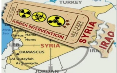"""Mainstream Belgian Reporter Blows The Lid On MSM Lies Over Ghouta, Syria """"Chemical Attacks"""""""