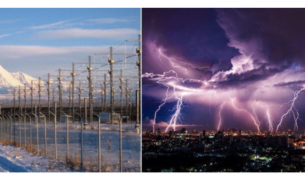 HAARP Project: It Can Deliver Very Large Amount of Energy, Comparable to a Nuclear Bomb, Anywhere on Earth