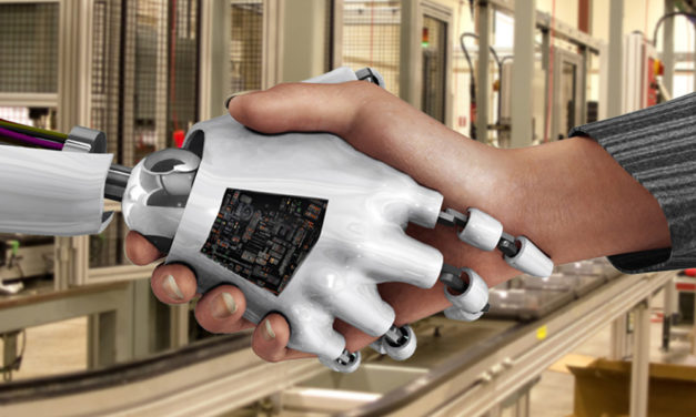 Robots Take Record Number Of Jobs In The U.S. According To Robotic Industries Association