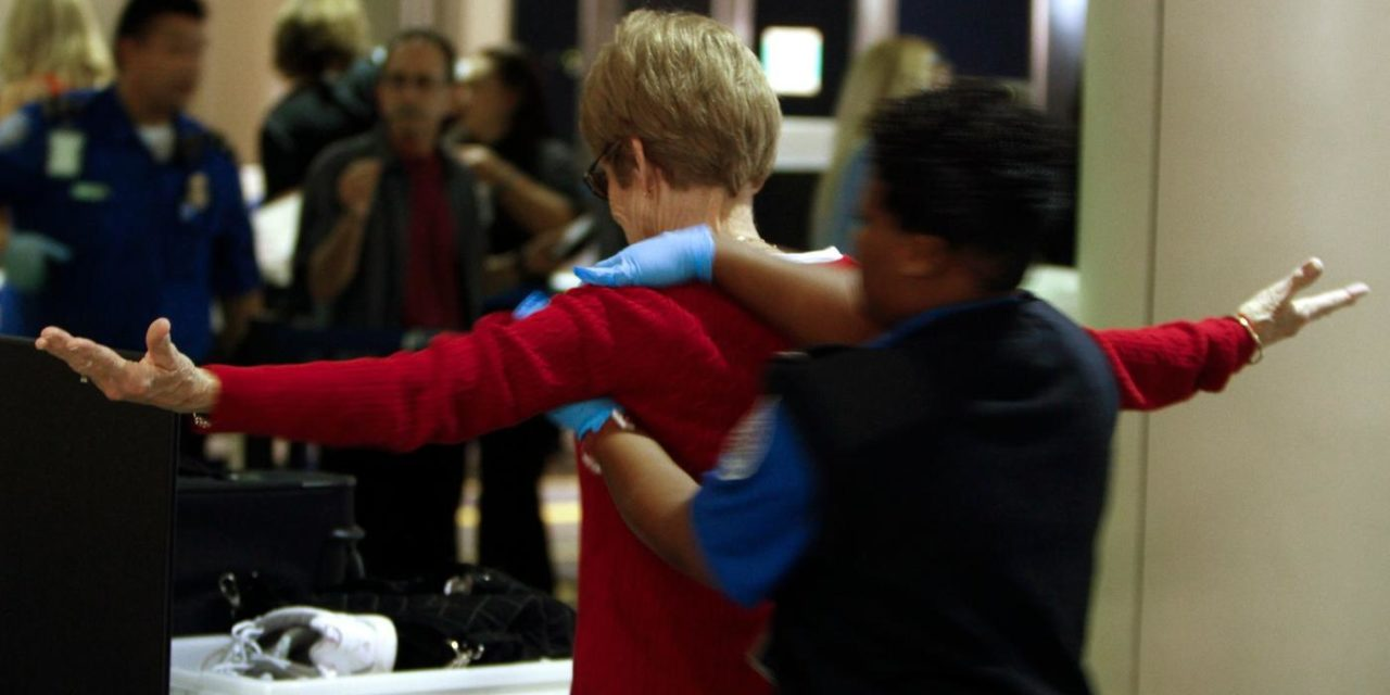 TSA quietly launches new 'enhanced' pat-down procedure