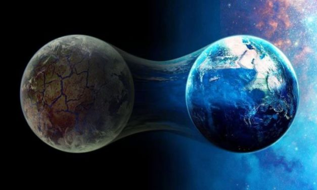 Jenny Schiltz ~ The Two Earths Within