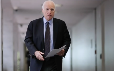 Deposition Reveals Late Sen. McCain's Role in Spygate Scandal