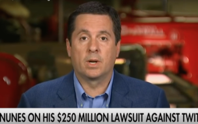 Devin Nunes Explains His $250 Million Lawsuit AgainstTwitter //Tracy Beanz:  It's not just about Twitter [VIDEO]