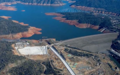 California's Oroville Dam Again in Risk of Collapse Despite Reinforcements  [w/VIDEO]