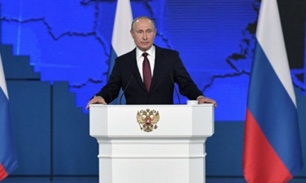 Putin's Speech Shows an Unrelenting Russia