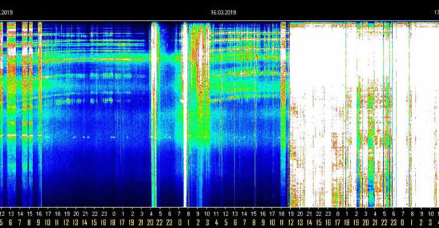 Record Schumann Resonance Spike 150hz! 03/16/19