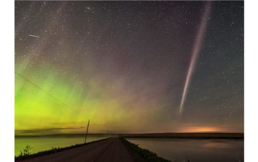 New celestial phenomenon, STEVE, closely correlated with violent disturbances in Earth's magnetosphere says study