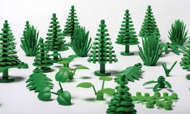 LEGO Came Out With Its First Sustainable Collection Which Is No Longer Made Of Oil-Based Plastic