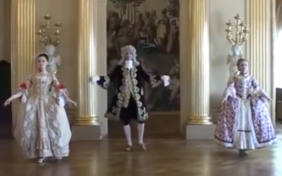 The Venetian Black Nobility and Baroque – ROBERT SEPEHR [VIDEO]