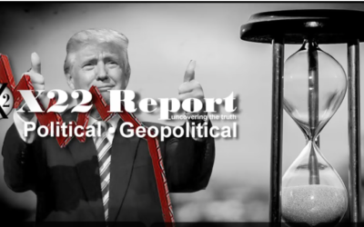 X22 Report on Latest Q and other News: Marker [1], Marker [2] Set, [CLAS 1-99], Patriots On The Offensive [VIDEO]
