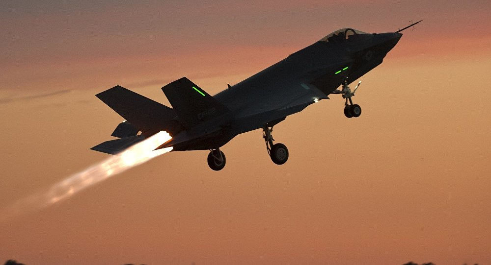 Japan Grounds Fleet of F-35As After Fighter Jet Disappears in Mid-Air – Reports