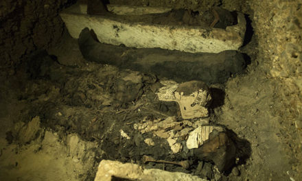 Coffin With Two Mummies Reportedly Unearthed in Ancient Cemetery in Egypt