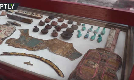 Tomb of Tutu: 2,000yo grave containing mummified couple & animals discovered in Egypt [VIDEO]