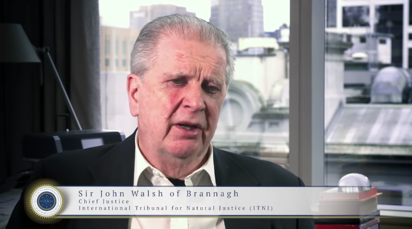 The Normans and Saxon Law – Sir John Walsh of Brannagh, Chief Justice, ITNJ [VIDEO]