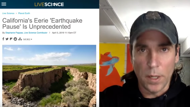USGS EQ Warning: California Could See Half a Dozen Major Earthquakes This Century [VIDEO]
