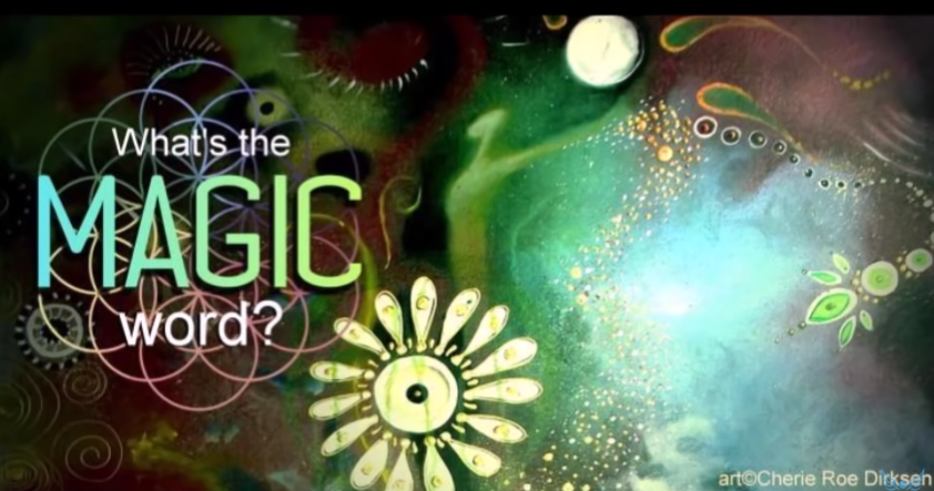Abracadabra Really is a Magically Loaded Word [VIDEO]