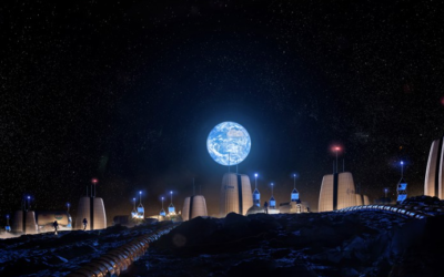 Designing the First Full-Time Human Habitat on the Moon