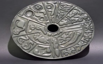 The Schist Disk. Ancient Artefacts of a Lost Civilization. [VIDEO]