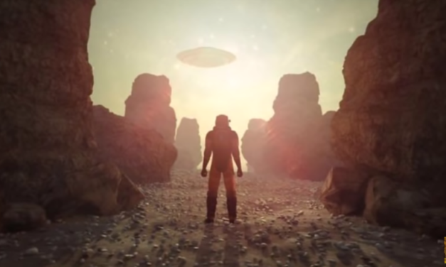 Were The Bible's Fallen Angels Alien Astronauts From Mars? [VIDEO]