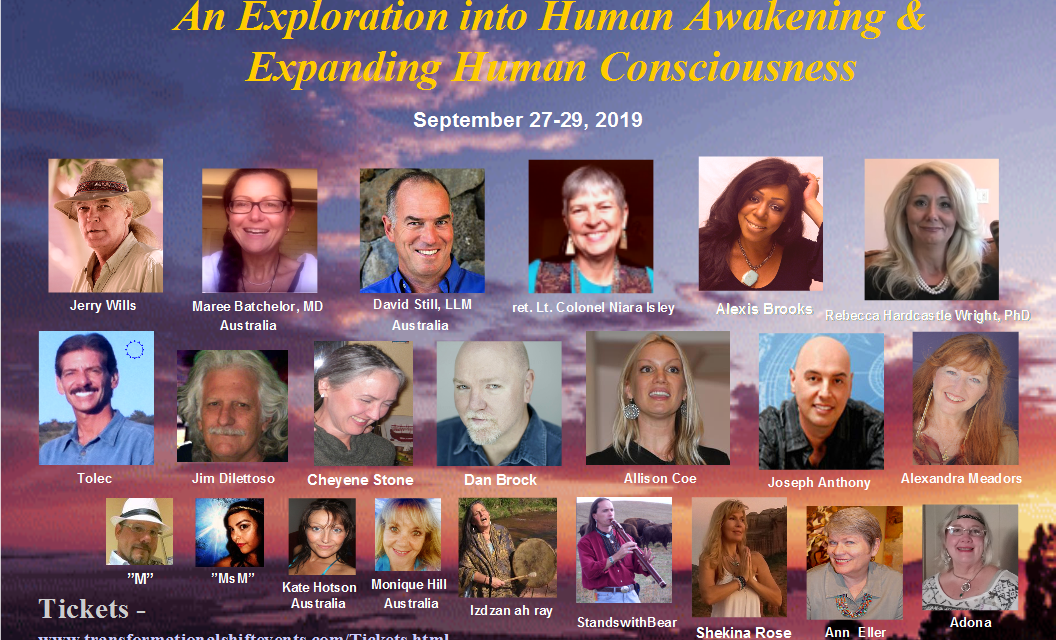4th Annual International Transformational Shift Events  & PlanetsWithin –  Sedona, Arizona Conference