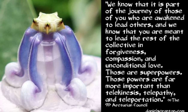 Your Superpowers ∞The 9D Arcturian Council